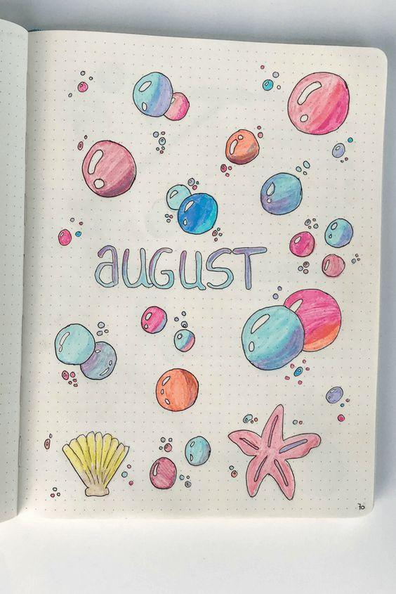 Hello August Photo