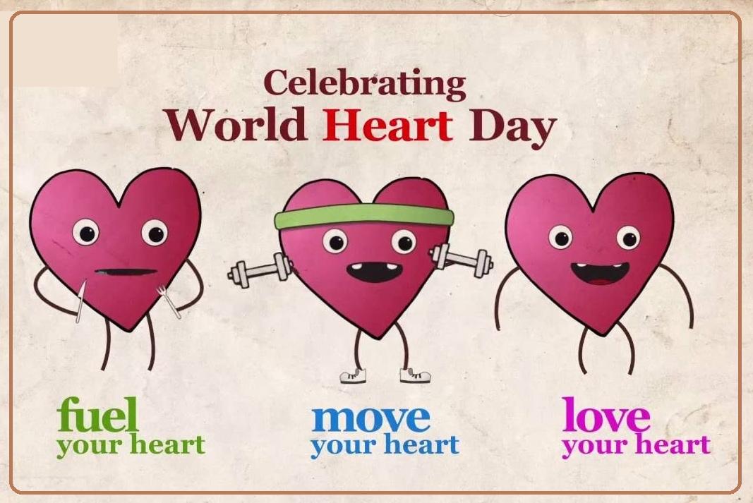World Heart Day Slogans